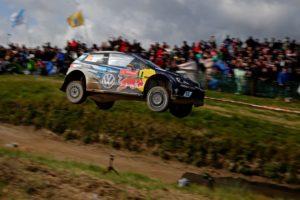 Andreas Mikkelsen/Anders Jæger (N/N), Volkswagen Polo R WRC