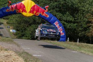 Jari-Matti Latvala/Miikka Anttila (FIN/FIN), Volkswagen Polo R WRC   Foto: Kräling