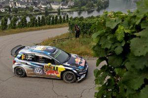 Andreas Mikkelsen/Anders Jæger (N/N), Volkswagen Polo R WRC   Foto: Kräling