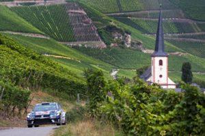 Sébastien Ogier/Julien Ingrassia (F/F), Volkswagen Polo R WRC   Foto: El Mokni