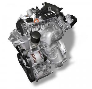 1.2 TSI 77 kW / 105 PS für den Polo und Golf Cabriolet (2009)