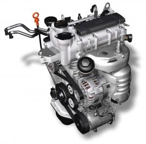 Polo 1.2 Ottomotor 51 kW / 70 PS mit BlueMotion Technology erhältlich