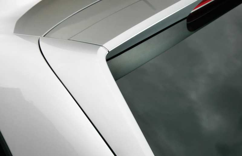 Polo BlueMotion erhält Dachkantenspoiler