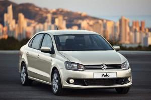 Polo Limousine für den russischen Markt