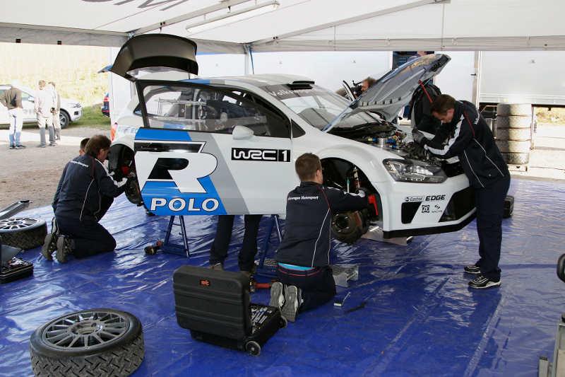 Polo R WRC