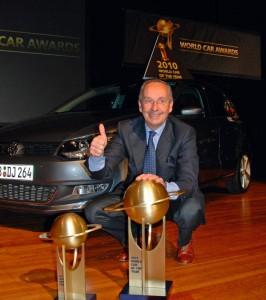 Volkswagen Polo gewinnt den World Car of the Year-Award