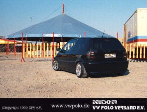 Tuning-Polo 6N: Der Circusartist