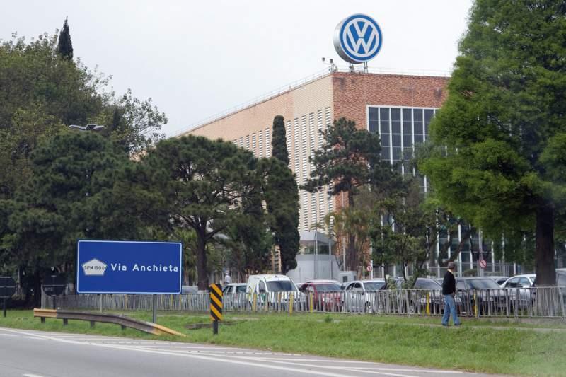 Volkswagen Werk Anchieta Brasilien