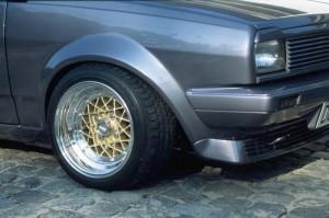 Polo G40 mit Lachgas-Antrieb: Evolutionsstufe 4