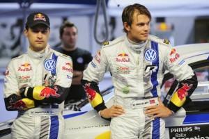 Andreas Mikkelsen/Mikko Markkula (N/FIN), Volkswagen Polo R WRC