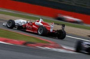 John Bryant-Meisner, Britische Formel-3-Meisterschaft, Silverstone