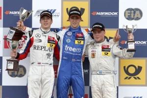 Harry Tincknell, FIA Formel-3-Europameisterschaft