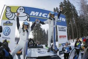 Volkswagen feiert ersten Sieg in der Rallye-Weltmeisterschaft