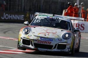 Sébastien Ogier, Porsche Mobil 1 Supercup