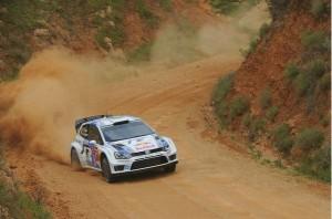 Polo R WRC Portugal