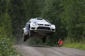 Jari-Matti Latvala (FIN), Miikka Antilla (FIN), Volkswagen Polo R WRC