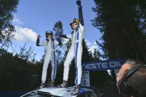 Sébastien Ogier, Julien Ingrassia (F/F), WRC Rallye Finnland 2013