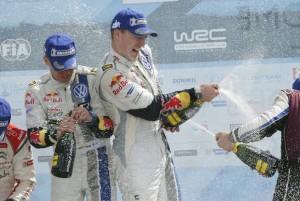 Jari-Matti Latvala/Miikka Anttila (FIN/FIN), Volkswagen Polo R WRC