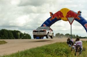 Jari-Matti Latvala (FIN), Rally Estonia Historic
