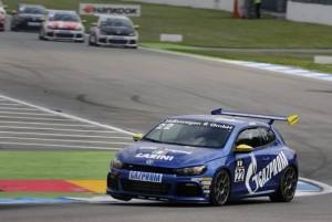 Nicola Larini (I), Volkswagen Scirocco R-Cup