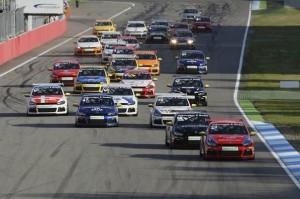 Volkswagen Scirocco R-Cup Hockenheimring