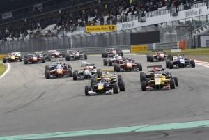 Max Verstappen (NL), Antonio Giovinazzi (I), Dallara Volkswagen