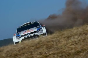 Jari-Matti Latvala/Miikk a Anttila (FIN/FIN), Volkswagen Polo R WRC
