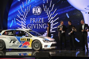 FIA Rallye-Weltmeisterschaft, FIA-Siegerehrung, Doha (Q)