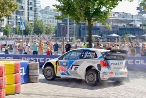 Sébastien Ogier, Volkswagen Polo R WRC