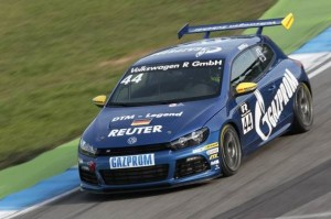 Volkswagen Scirocco R-Cup, Manuel Reuter (D)