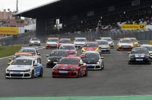 Start Nürburgring 2013