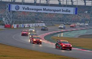 Volkswagen Polo R-Cup Indien