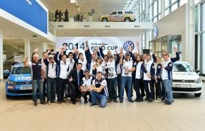 Volkswagen Polo-Cup Russland