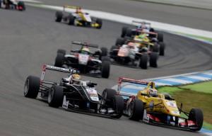 Leclerc, Giovinazzi, Dallara-Volkswagen
