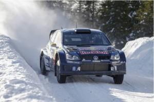 Andreas Mikkelsen (N), Volkswagen Polo R WRC
