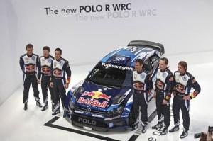 Volkswagen Motorsport Team 2015
