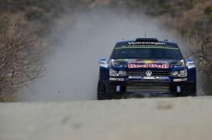 Sébastien Ogier/Julien Ingrassia (F/F), Volkswagen Polo R WRC