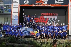Team Volkswagen Motorsport