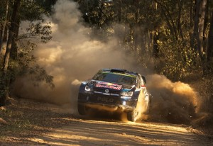 : Jari-Matti Latvala/Miikka Anttila (FIN/FIN), Volkswagen Polo R WRC
