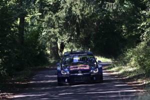 Sébastien Ogier/Julien Ingrassia (F/F), Volkswagen Polo R WRC, Test
