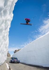 : Aksel Lund Svindal, Andreas Mikkelsen; Foto: Daniel Tengs/Red Bull Content Pool