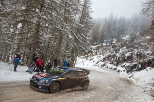 : Sébastien Ogier/Julien Ingrassia (F/F), Volkswagen Polo R WRC
