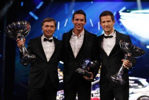 Jost Capito, Julien Ingrassia, Sébastien Ogier