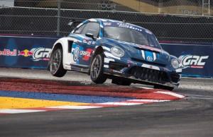 Scott Speed (USA), Volkswagen Beetle GRC