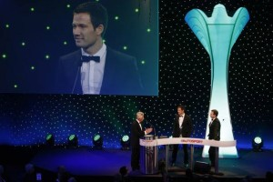 Sébastien Ogier (F), Autosport Awards 2013