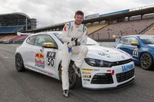 Felix Baumgartner (A), Volkswagen Scirocco R-Cup