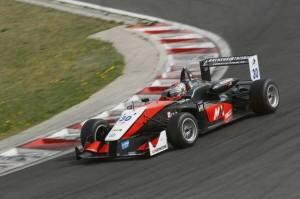 Max Verstappen (NL), Dallara-Volkswagen
