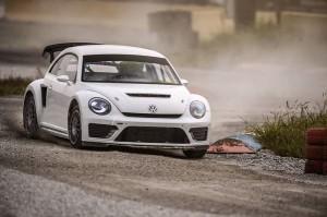 Volkswagen Beetle GRC, Tanner Foust