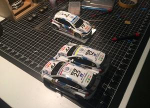 Der Polo R WRC im Mini-Format hat bei seinem dritten Auftritt schon den ersten Sieg gefeiert