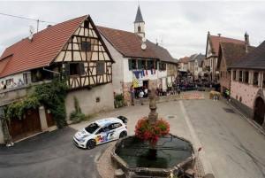 FIA Rallye-Weltmeisterschaft (WRC), Rallye Frankreich